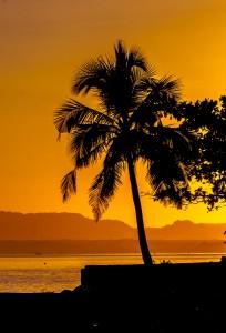 Sunset Sulawesi