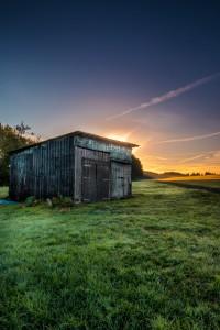 Sunrise - Driefelden