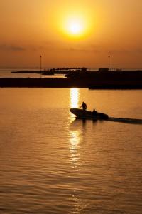 Sunrise - Port Galib, Egypt